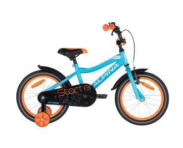 """Alpina STARTER blue orange 16""""  2021"""