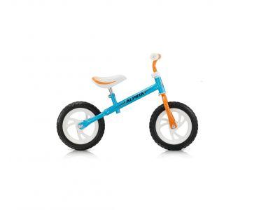 Alpina Detské odrážadlo TORNADO Blue-Orange  2021