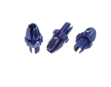 Nastav.skrutka ,pr.10mm,modrá