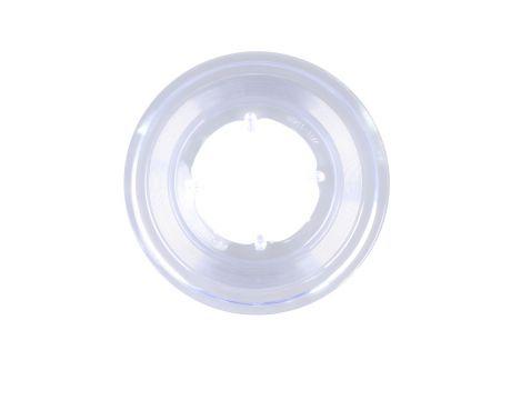 Plastový tanier pod kazetu, 4-zubý, 54-56mm