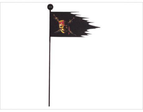 Vlajka detská Piráti