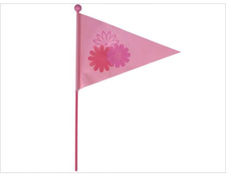 Vlajka detská Kvety