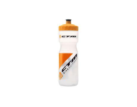 Fľaša CTM 0,8 l - oranžová