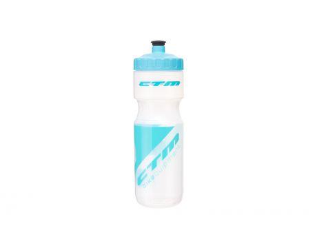 Fľaša CTM 0,8 l - azúrová