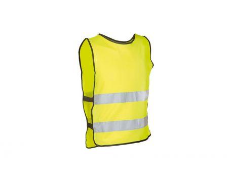 Reflexná vesta - dospelí, XL-XXL