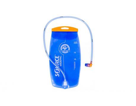 Vak na vodu Source, plastová antibakteriálna náhrada 2L