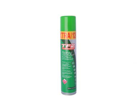 Mazací spray TF2, teflónový, 400ml, veľký
