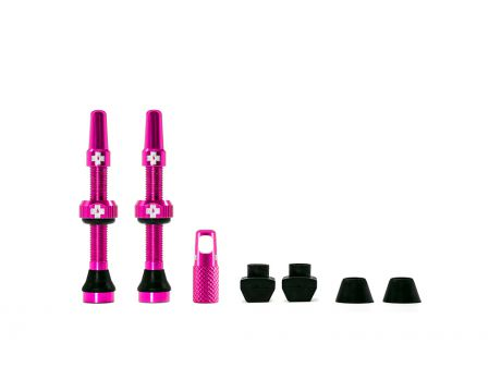 Muc-Off Pink Tubeless Valve 44mm