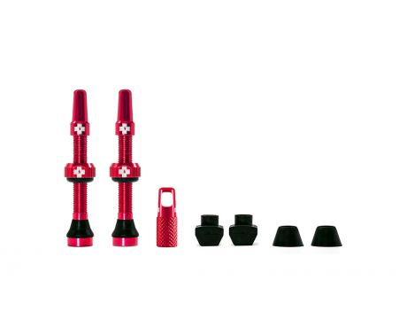 Muc-Off RED Tubeless Valve 44mm