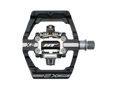 Pedále HT-X2, čierna
