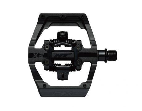 Pedále HT-X2, stealth čierna