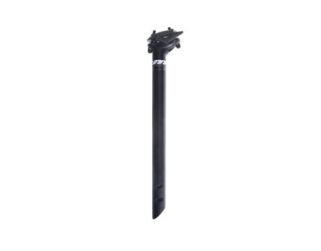 Sedlovka CTM XC, so zámkom, 27,2x350mm, Al, čierna