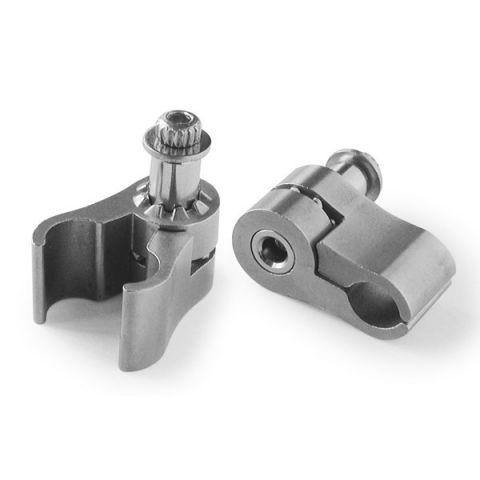 DCA083 držiak hadičy pre hydr.brzdy 5,5-6mm