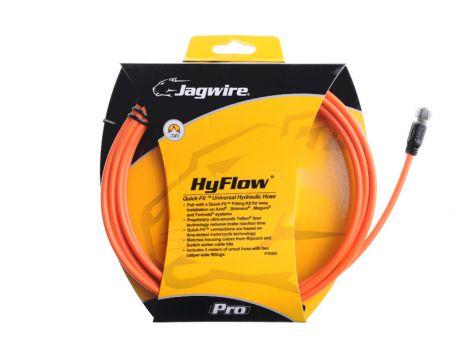 HBK405, hydraulická hadička Quick-Fit, oranžová