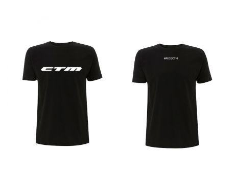 Tričko CTM 2019, pánske white, XL