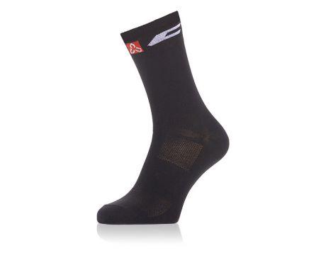 Ponožky CTM TEAM, čierne, 43-47