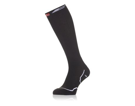 Ponožky CTM COMP, čierne, 43-47
