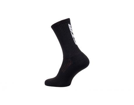 Ponožky CTM Bruiser 20 , polyamid, čierne, 38-42
