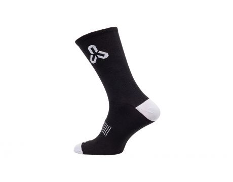 Ponožky CTM Base 20, coolmax, čierne, 38-42