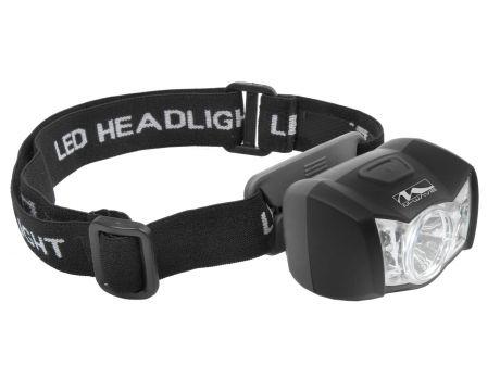 Osvetlenie predné, na hlavu, 3W