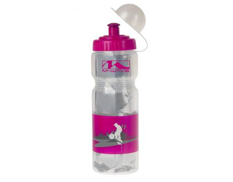 Termofľaša M-Wave, 400ml, pink