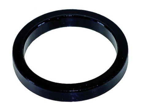 Dištančný krúžok 5mm, čierny