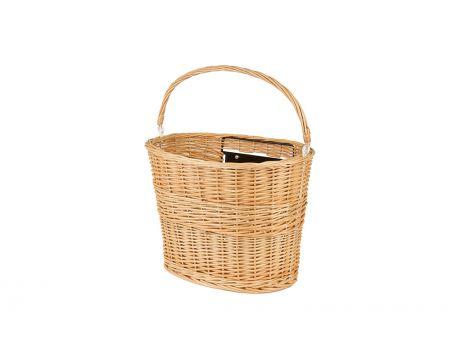 Košík prútený s Clip-bar držiakom na riadidlá