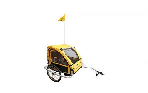 Detský a nákladný prívesný príves.vozík
