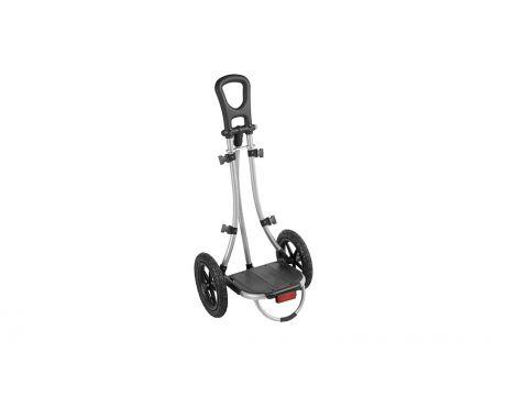 Prívesný vozík s batohom, 3v1