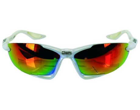 Okuliare RAYON G4, bezrámové, biele