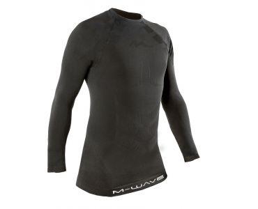 M-Wave Tričko M-Wave, dl.rukáv, čierne, XS/S