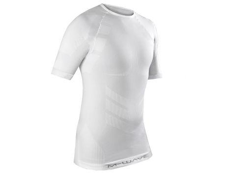 Tričko M-Wave, kr.rukáv, biele, M/L