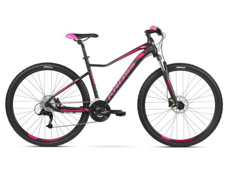 Lea 6.0 Black Pink