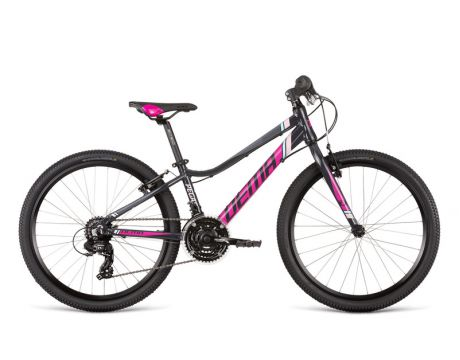 PEGAS 24 dark grey-pink