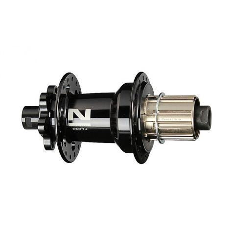 Náboj Novatec D932SB-B12-11S boost čierny 32-dierový