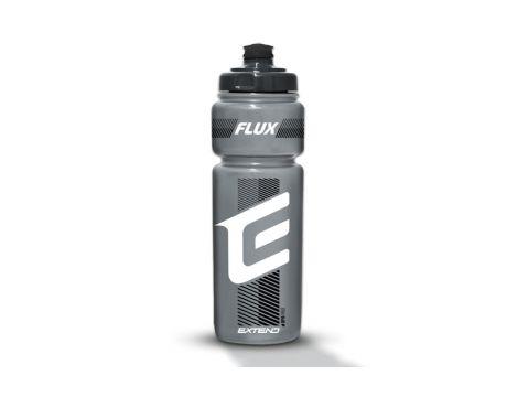 Fľaša Extend FLUX, 700ml smoke black-white