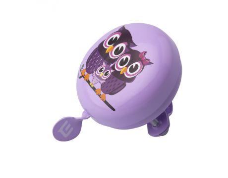 Zvonček Extend TILONG purple owl, OEM