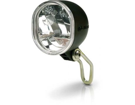 Svetlo predné Herrmans H-Diver LED na dynamo náboj