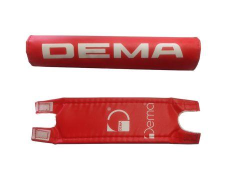 Bandáž na BMX kormidlo - DEMA červená