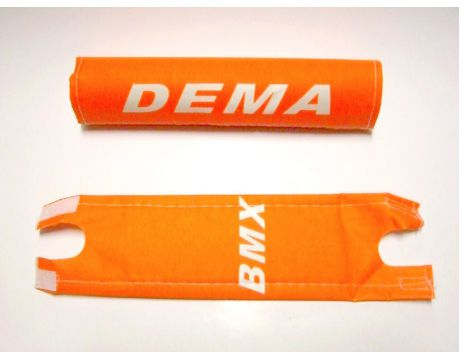 Bandáž na BMX kormidlo oranžová