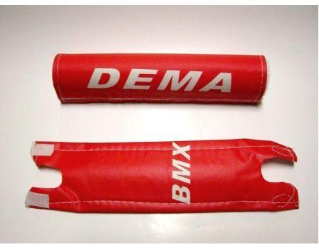Bandáž na BMX kormidlo bl.červená
