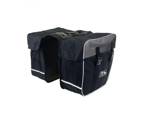 Taška nosičová M-Wave DAY TRIPPER 2-dielna