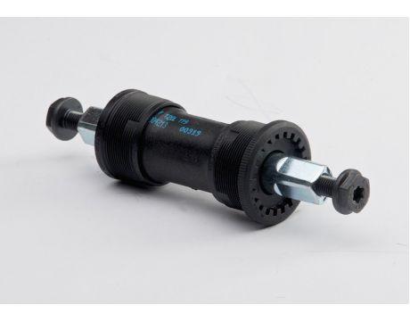 Zapuzdrený stred THUN IBEX-ML 120K / 115,5mm plastové misky