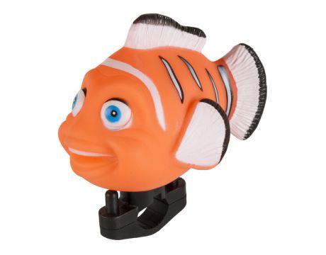 Klaksón - lietajúca rybička