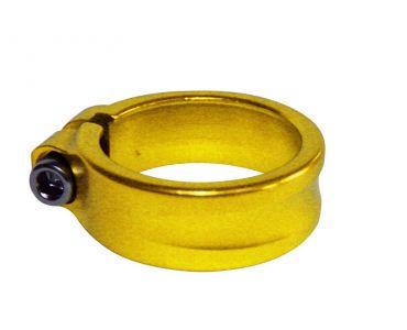 Extend Objímka sedlovej rúrky Extend 34.9mm - anodizovaná zlatá