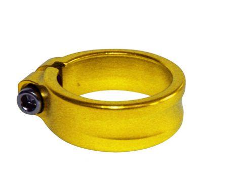 Objímka sedlovej rúrky Extend 34.9mm - anodizovaná zlatá