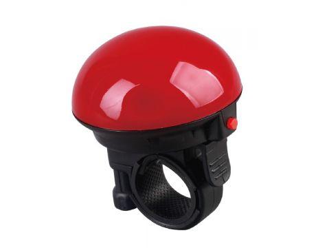 Zvonček UFO červený