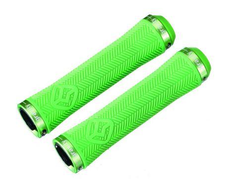 Rukoväte GRAVITY Light Thin LockOn, Green