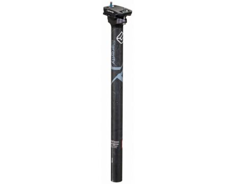 Stĺpik sedla Gravity Gradient Carbon, 30.9x400mm