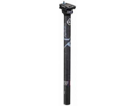 Stĺpik sedla Gravity Gradient Carbon, 31.6x400mm